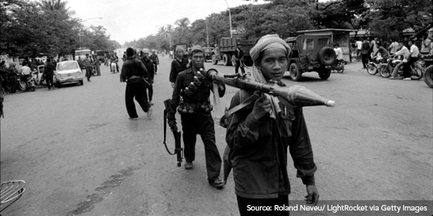 The Rise And Fall Of The Khmer Rouge Regime
