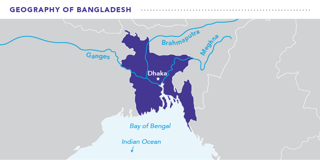 Geography of Bangladesh